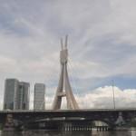 Ponte Estaiada da Via Mangue no Recife