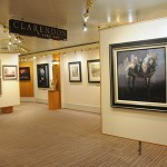 Queen Victoria conta com uma galeria de arte