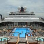 Queen Victoria tem capacidade para 2 mil passageiros