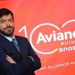 Renato Covelo, vice-presidente da Avianca