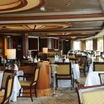 Restaurante exclusivos para hóspedes de categoria superior