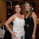Sandra Mattos, da Sanmattos Viagens, e Nelly Lopes, da Típica Turismo