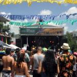 Shows e apresentações culturais gratuitas acontecem em diversos polos espalhados pela cidade