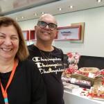 Terezinha Ferreira e Reginaldo Zangaro