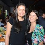 Thais Rocha e Suellen Alves, da Azul Viagens