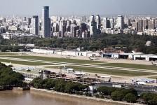 Em Buenos Aires, Aeroparque volta a receber voos internacionais em maio