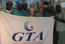 GTA concede seguro para missão humanitária no Benin