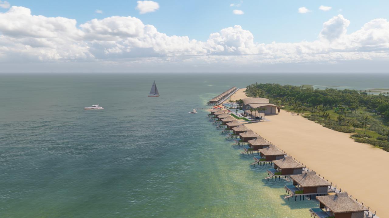 O resort será desenvolvido no meio da 'Rota das Emoções'