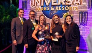 Universal Parks & Resorts premia principais parceiros globais; veja a lista