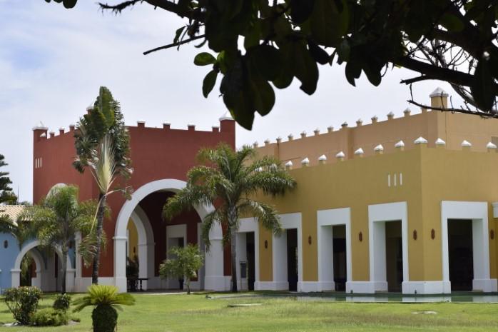 Áreas comuns do Iberostar Bahia