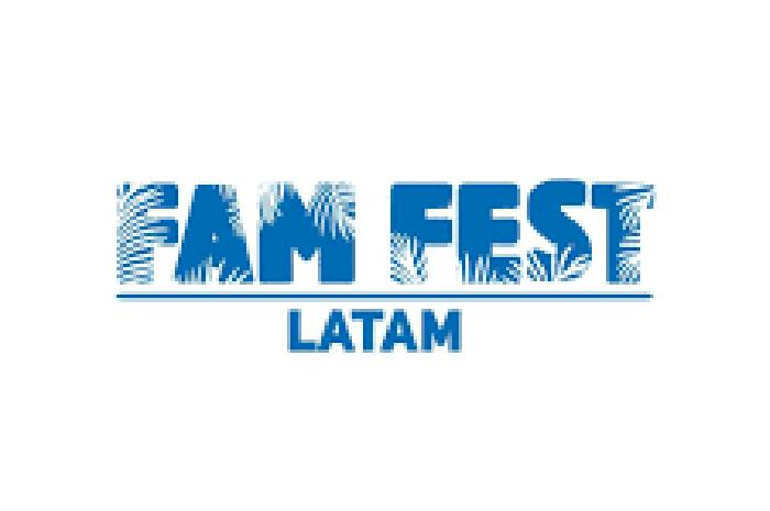 Conferências, workshops, treinamentos e atividades de lazer voltadas para agentes de viagens e parceiros estão acontecendo no perfil de instagram @famfestlatam