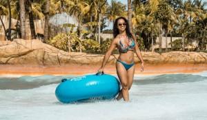 Hot Beach Olímpia terá pacote especial para o Dia Internacional da Mulher