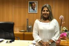 Lucia Bichara é a nova secretária de Turismo de Camaçari