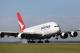 Coronavírus: Qantas realiza primeiro voo direto de um A380 entre Austrália e Londres
