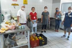 Coronavírus: Slaviero doa alimentos não utilizados em hotéis