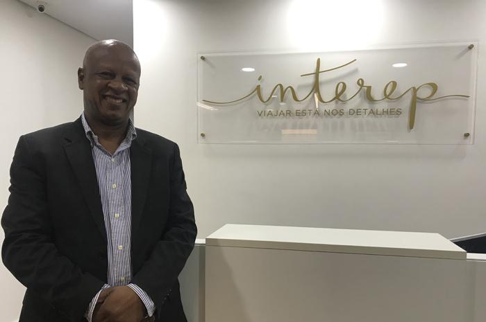 Adenilton Borges Almeida, novo correspondente da Interep (Foto: Divulgação)