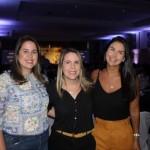 Ana Acciolly, Danielly Aguiar e Ana Terra do Governo do Estado de Pernambuco