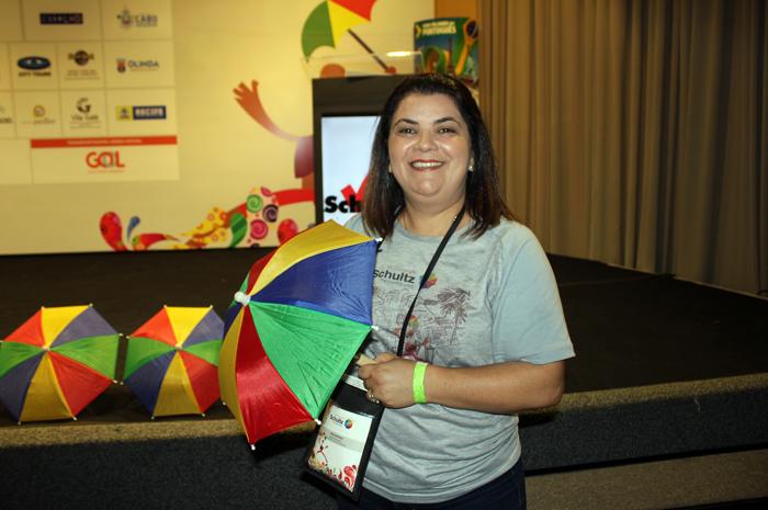 Ana Santana, diretora geral da Schultz