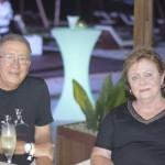 Antônio Caporrino e Elenice Caporrino, da Limatur