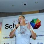 Aroldo Schultz fez o discurso oficial de abertura do Evento