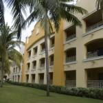 Bloco de apartamentos do Iberostar Bahia