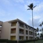 Bloco de apartamentos do Iberostar Praia do Forte