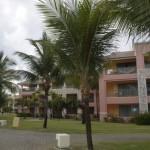 Blocos de apartamentos do Iberostar Bahia