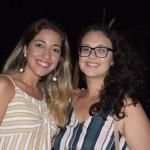 Bruna Neves, da Iberostar; e Brenda Messora, da Edelman