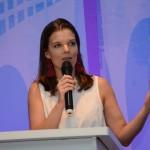 Christina Gläser, do Turismo da Suíça