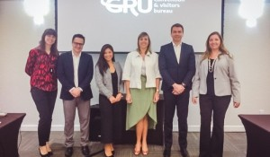 Giselle Soeiro é reconduzida à presidência do GRU Convention