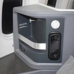 Cofre de segurança da cabine executiva