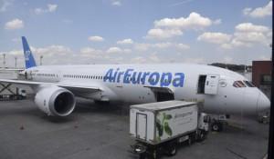 Air Europa apresenta diferenciais do novo Boeing 787-9; veja fotos