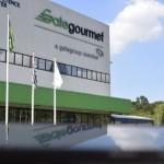 Edifício Gate Gourmet, empresa que prepara os alimentos da Air Europa
