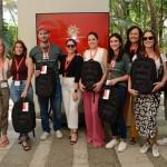Equipe Swiss Hotel Deluxe, vencedora do último dia de Switzerland Travel Experience 2020