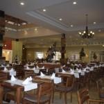 Disposição de mesas do restaurante 'Meu Rei'