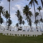 Entrada do Iberostar Praia do Forte