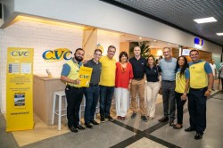 CVC inaugura sala VIP no Aeroporto Internacional de Salvador