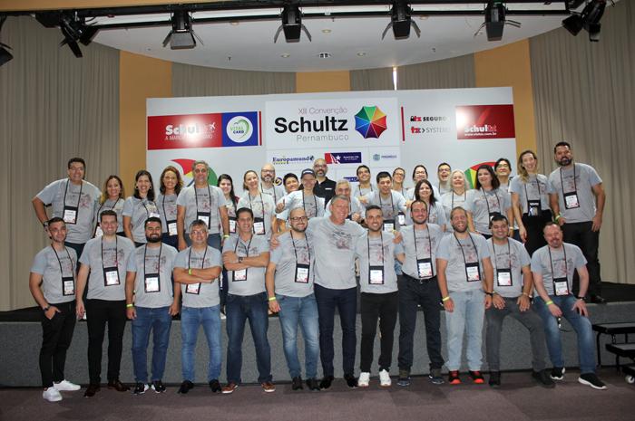 Equipe da Schultz Operadora