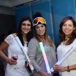 Flávia Santos, Maria Tereza e Giselle Torres, da Teresa Perez