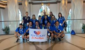 Flytour promove primeiro famtour internacional de 2020 para Orlando