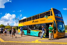 Turismo de Itaipu recebe certificação sanitária e selo de ambiente protegido