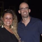 Karen Garcia e Daniel Topper, da Zarpo