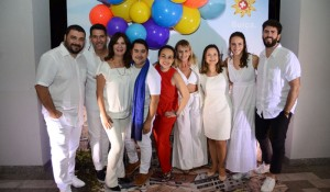 """White party"" encerra última noite da Switzerland Travel Experience 2020"