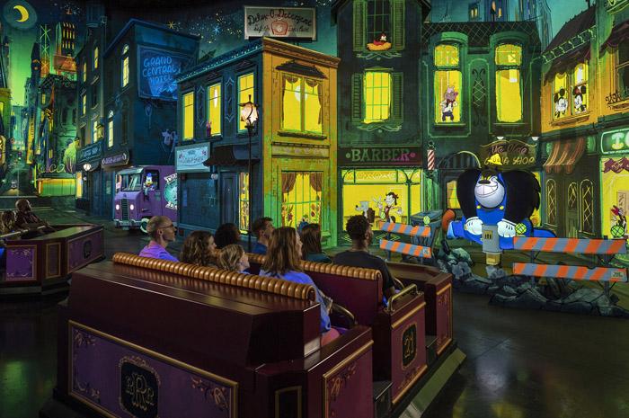 Essa é a primeira atração do Walt Disney Resorts que terá o Mickey e a Minnie como protagonistas (Kent Phillips, photographer)