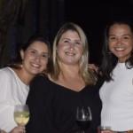 Maria Beatriz Azambuja, Jamila Garavito e Erika Carneiro, da Iberostar