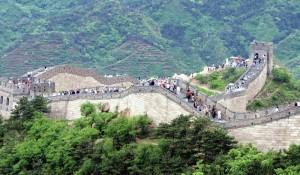 Muralha da China reabre um dos trechos mais visitados por turistas