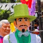Olinda é famosa pelos bonecos gigantes e seu carnaval de rua Foto Arquimedes Santos PMO