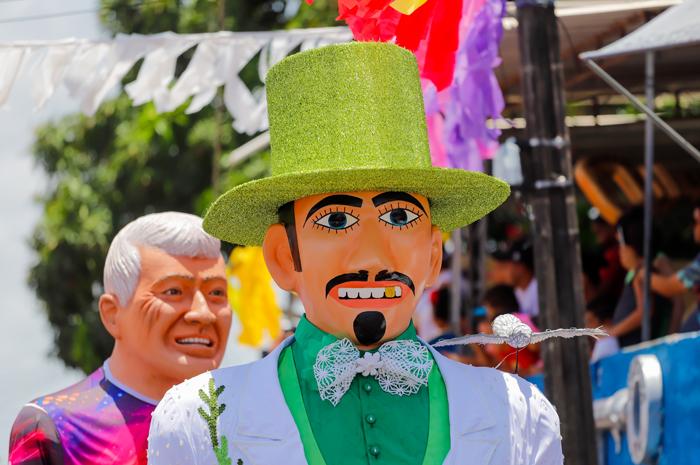 Olinda é famosa pelos bonecos gigantes e seu carnaval de rua (Foto: Arquimedes Santos/ PMO)