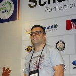 Pedro Balao recebeu o premio de GOS do ano da Schultz