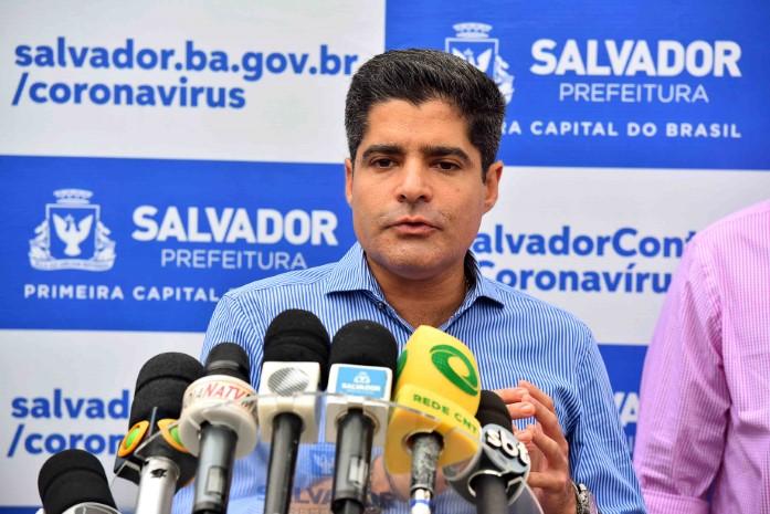 Prefeito de Salvador, ACM Neto